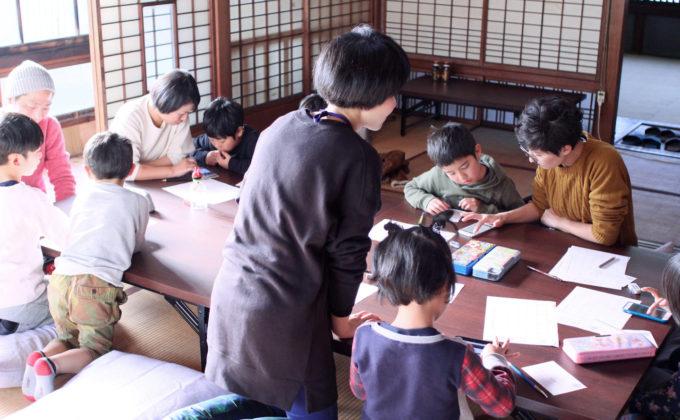 【レポート】お子様向け書き方教室「イケメイ!!!」で過ごす親子の時間
