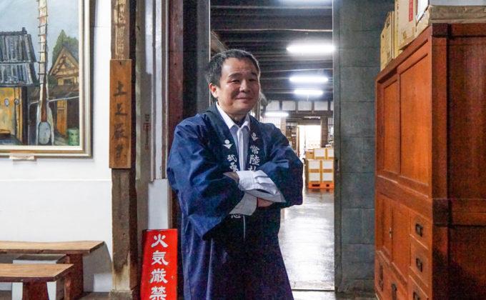 新しい日本酒の世界を目指し、日々腕を磨く|株式会社武勇・深谷篤志さん、保坂大二郎さん
