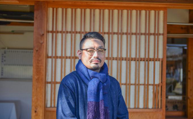 結城紬が持つ魅力とその歴史を、お客様と先輩とともに紡いでいく|奥順株式会社・小島光弘さん