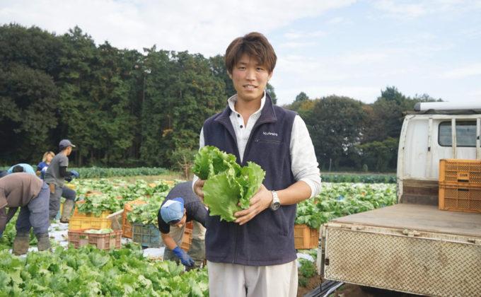 おいしい野菜をつくるには、働きやすい環境から|農業生産法人有限会社菅井ファーム・菅井渉さん、助川すみれ子さん